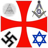Notice the connections between the Templars and other well known symbols.